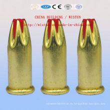 Edificio Bullet Head Shooting Nail, Nail Gun, Nail Shooting Pill