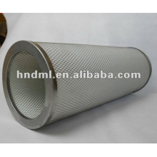 Filtered gas air filter element OD:224mm. Total height:600mm