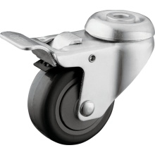 Medium Duty 3 Inch Wheels for Hospital Beds