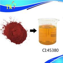 D & C Red 22 cosméticos corantes solúveis em água para Cosméticos, medicina CI 45380