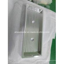 CNC usinage font partie cavité d'aluminium Mateiral