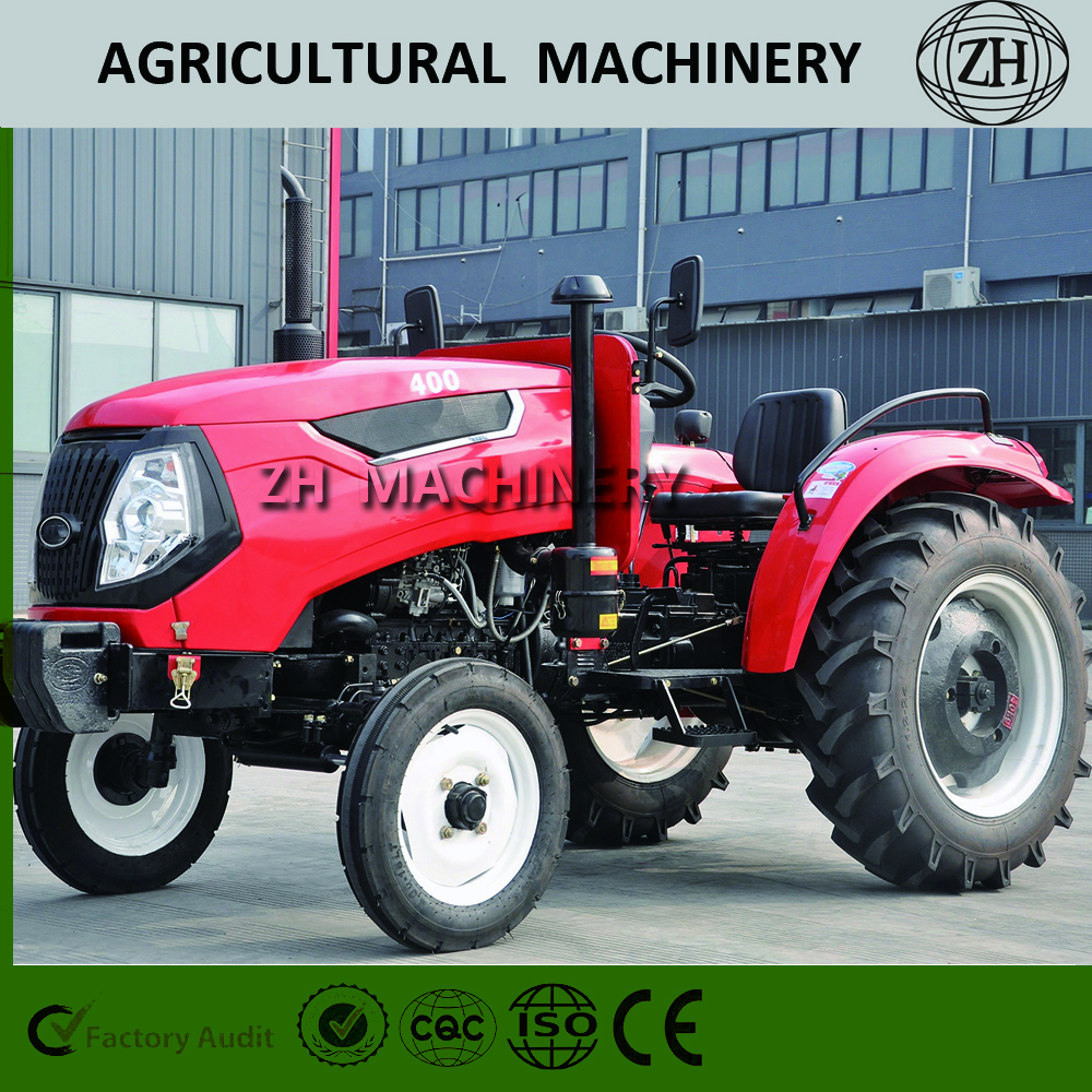 Widely Used 40HP Farm Tractor in Red Color