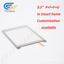 "Scratch Resistant 3.5"" 4 Wire Touch Panel Sensor"