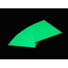 Realglow Photoluminescent PVC Rigid Sheet Sign