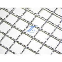 Гофрированные проволочной сетки (ТС-Е52)