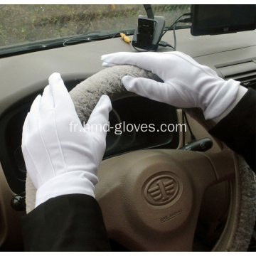 Gants blancs Sure Grip Parade