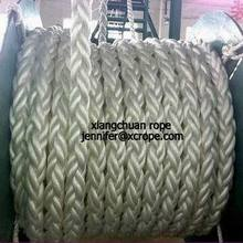 China for Nylon Winch Cable 8 Strands Polyamide Rope Mooring Rope export to Lebanon Manufacturers