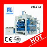 Fully-Automatic Block Making Machine (QT10-15)