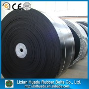 Long distance heat resistant rubber conveyors belt for coal mining,rubber belt