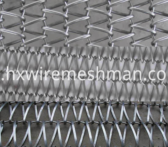 round-wire-spiral-woven-belt-with-rod-reinforcement