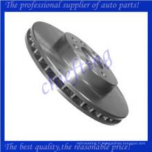 MDC1019 8Z0615301D 8Z0615301B 1J0615301L 1JO615301D 6R0615301 1JE615301 pour AUDI A3 A2 rotor de disque de frein