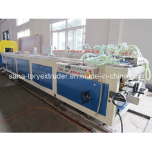 High Quality PVC Plastic Profile Extrusion Production Line