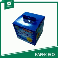 Custom Packaging Case Packing Box for Cleaning Products/Detergent