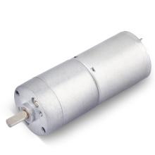 Moteur 6 volts cc avec boîte de vitesses 60 tours / minute