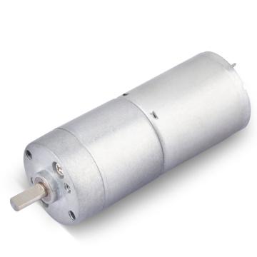 Motor de 6 volts dc com caixa de velocidades 60 rpm