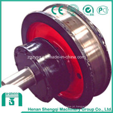 Conjunto de roda de guindaste de alta resistência
