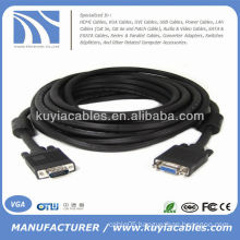 10' 3M Gold Plated VGA PC Monitor Extension Cable