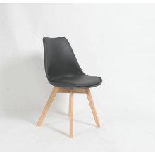 Sedia imbottita Oslo Roxy in stile Eames