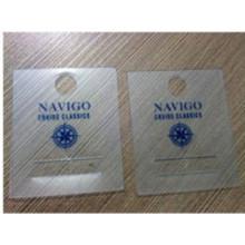 High Quality PVC Transparent Sheet for Tag Printing