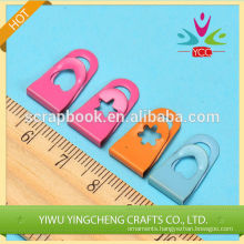 colorized china wholesale crafts metal clip paper clip