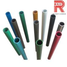 Aluminium / Aluminium Extrusionsprofile für Baseball Nahtlose Rohr