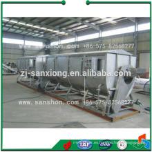 Máquina de blanqueado de la seta de China