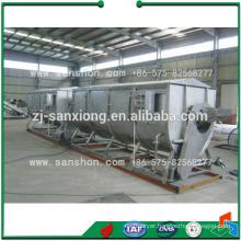 China Mushroom Blanching Machine