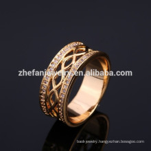 fashion finger ring jewleries for wedding guests gift women
