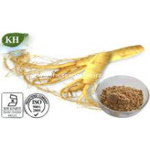 High Nutrition Suplementos Ginseng Extract, Ginsenosides5% -80% por HPLC,