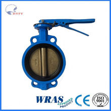 Indoor and outdoor can be used stainless steel tri clamp butterfly valve