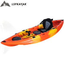 single seat LLDPE sit on top  kayak for fishing
