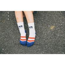 Cute Designs Big Ano Criança meias de algodão Padrão Interessante Popular para Atacado