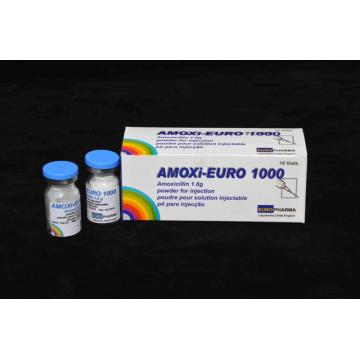 Amoxicillin for Injection BP 1G