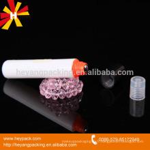 Diamètre 16 mm Paquet de tube en acier PE pour la crème pour les yeux