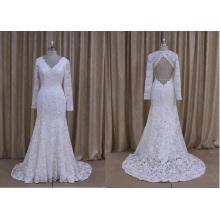 Vestidos de novia de la línea A del Islam
