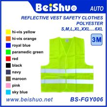 Fashinable Reflective Vest Safety avec 3m