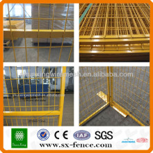 Canada movable fence mesh(ISO9001:2008 professional manufacturer)