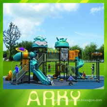 Lovely Daycare Outdoor Play Equipment