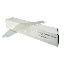 Manga de plástico de mano de baja velocidad