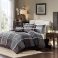 Madison Park Westdale Comforter Duvet Cover Jacquard Grey Bedding Set