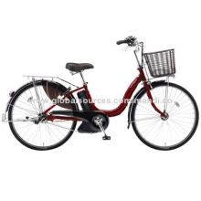 Electric bicycle for sale, with LiFePo4 battery, 1:1 pedal assistant system and speed sensor