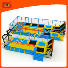 Single Bungee Exercise Mini Fitness Trampoline pliant Plan d'affaires