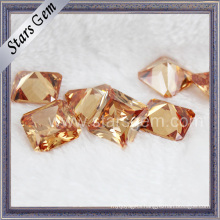Special Champagne High Quality CZ Stone for Fashion Jewelry