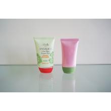 Tubo Flexible suave del tubo de plástico para el empaquetado cosmético (AM14120201)
