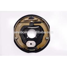 Tambor de freno de 12 pulgadas de tambor eléctrico de freno con palanca de estacionamiento para remolque (AZ076)