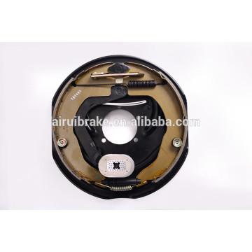 Frein à tambour -12 pouces frein à tambour électrique avec levier de stationnement pour remorque (AZ076)