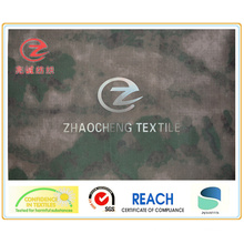 Green Moss Printing PVC Coated Oxford Fabric for Vest (ZCBP243)