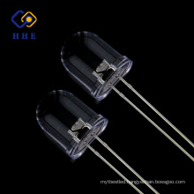 Hot sell Manufacture 10mm round led IR 940nm water clear