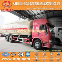 SINOTRUK transporteurs de ciment en vrac 6x4 23M3 excellente qualité assurance qualité