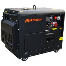 Бесшумный дизель-генератор мощностью 5 кВт